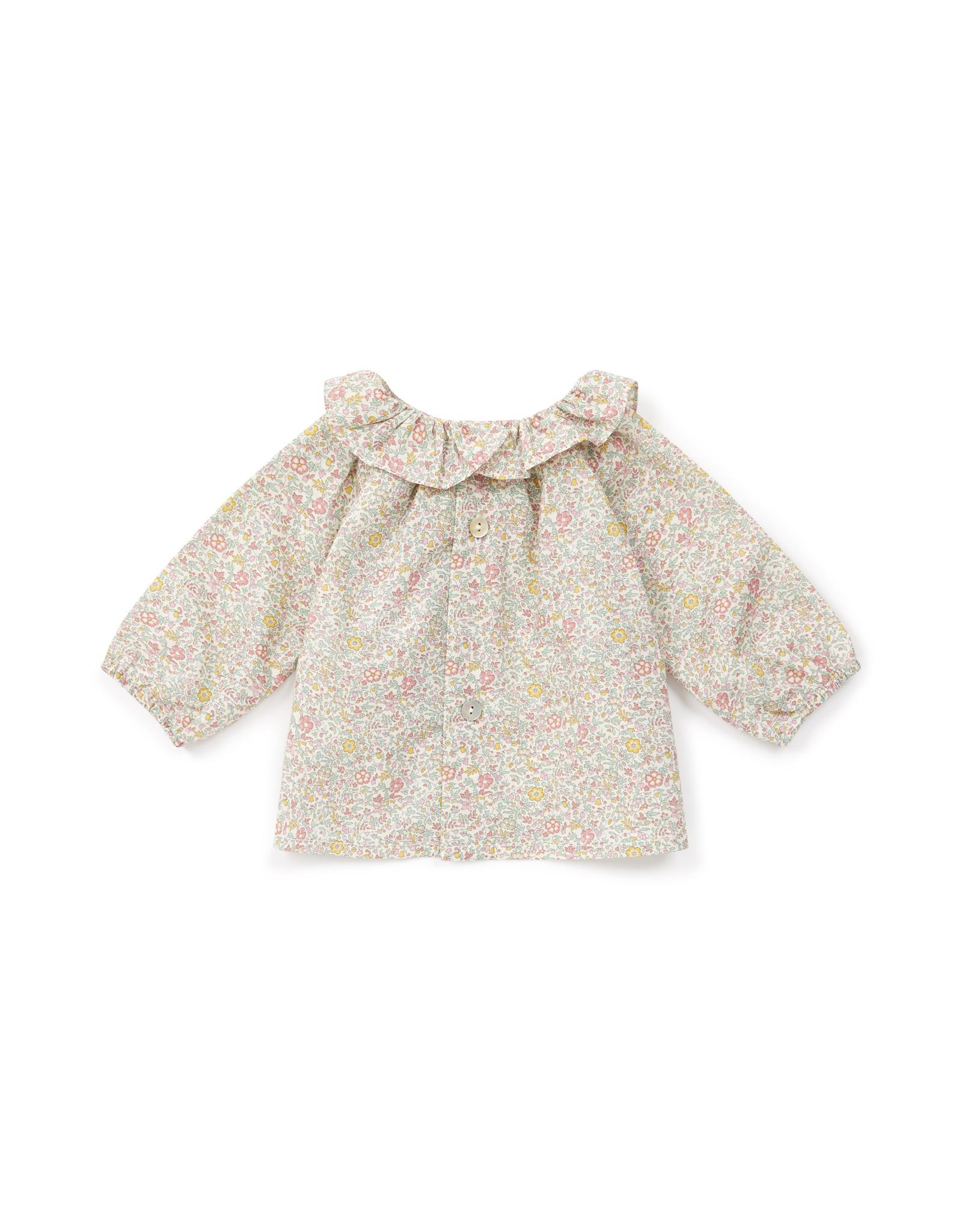 Bonton Mamour blouse, Liberty print