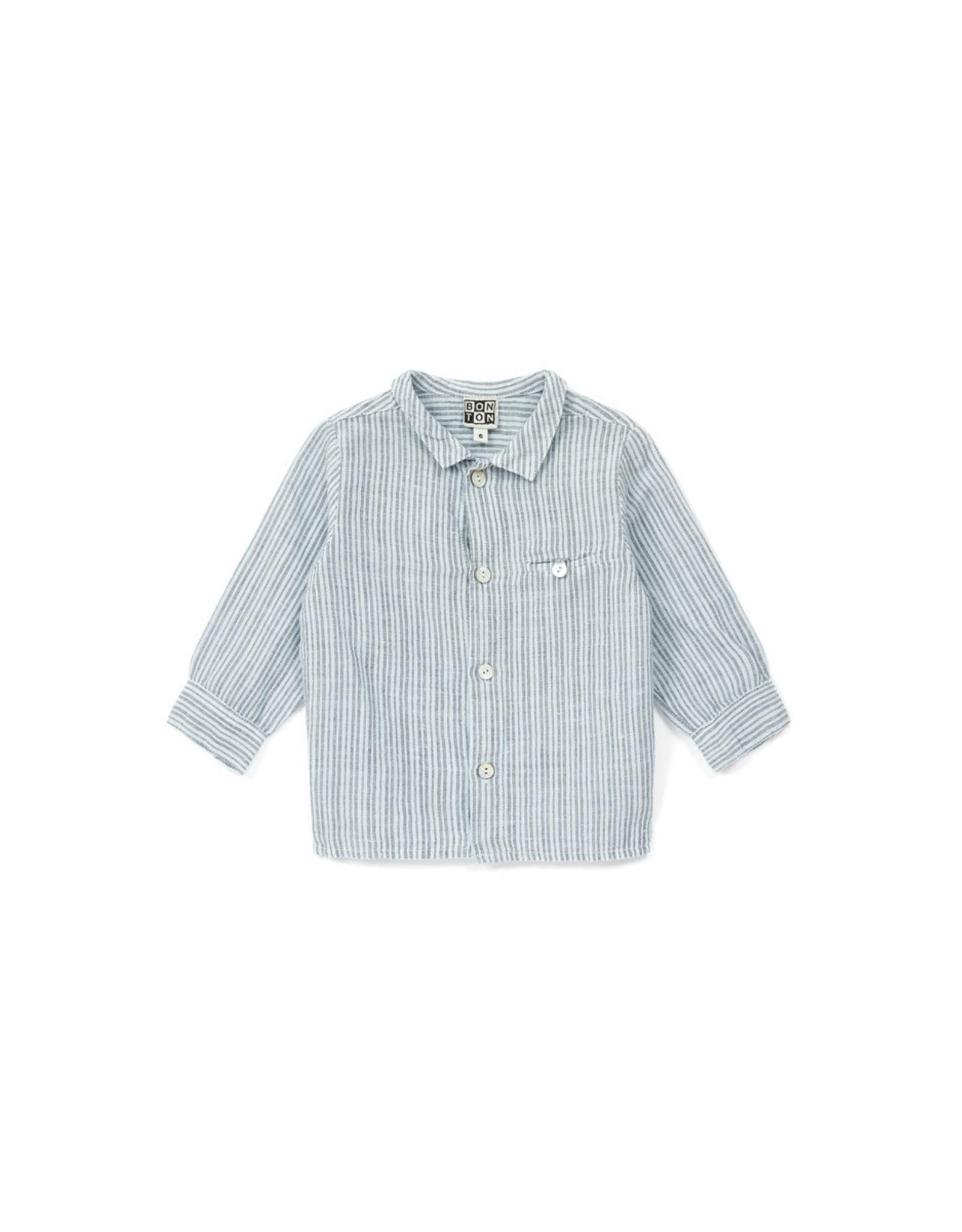 Bonton Journalr shirt
