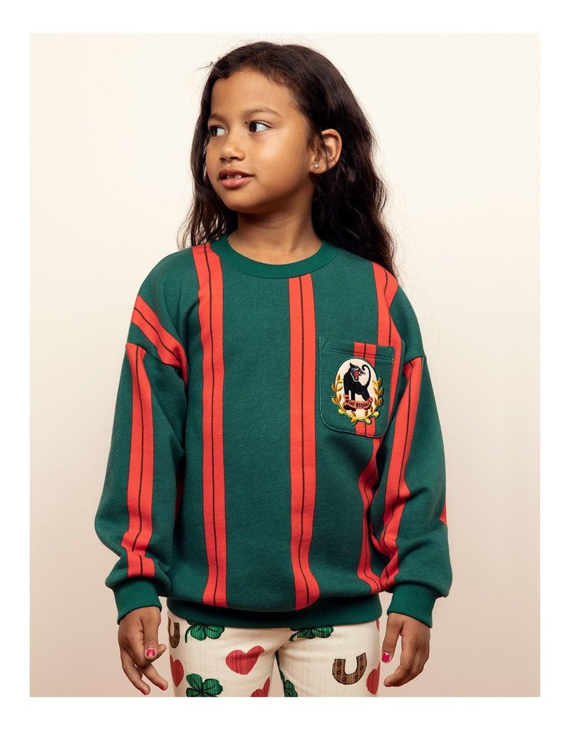 Mini Rodini Stripe Sweatshirt