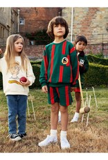 Mini Rodini Stripe Sweatshorts