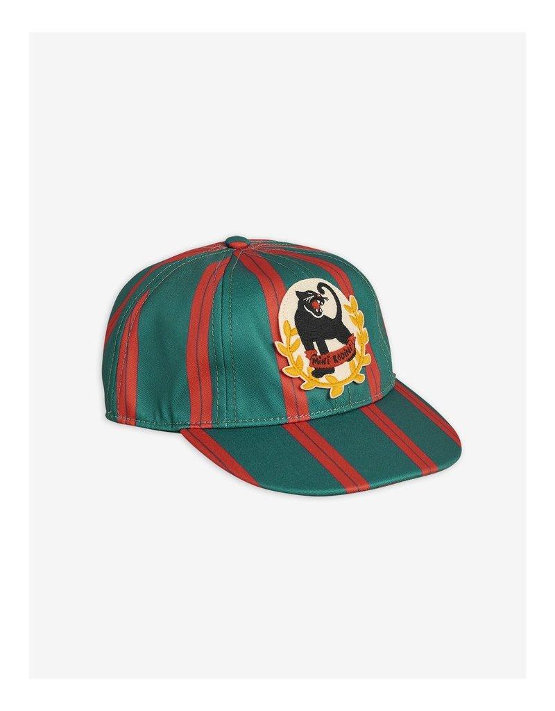 Mini Rodini Panther Badge Cap