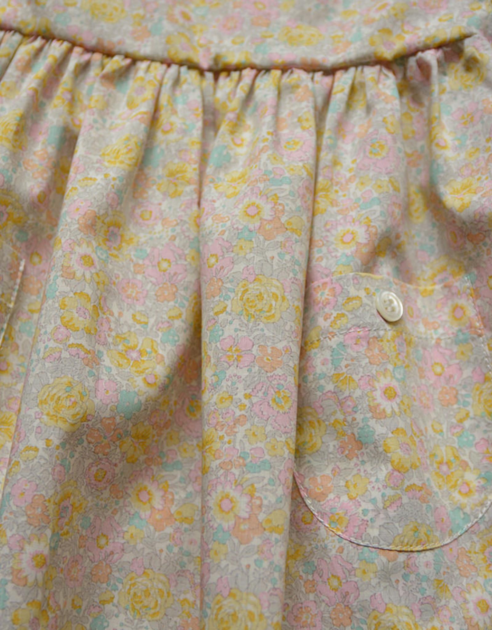 Makié Robe Trish fleurs