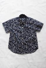 Makié Hugo shirt, fish print