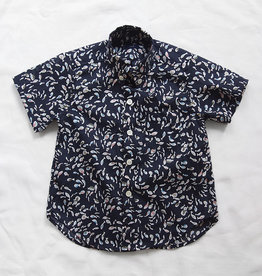Makié Hugo shirt, fish print
