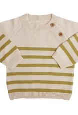 La Petite Collection Striped sweater