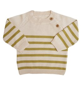 La Petite Collection Striped sweater