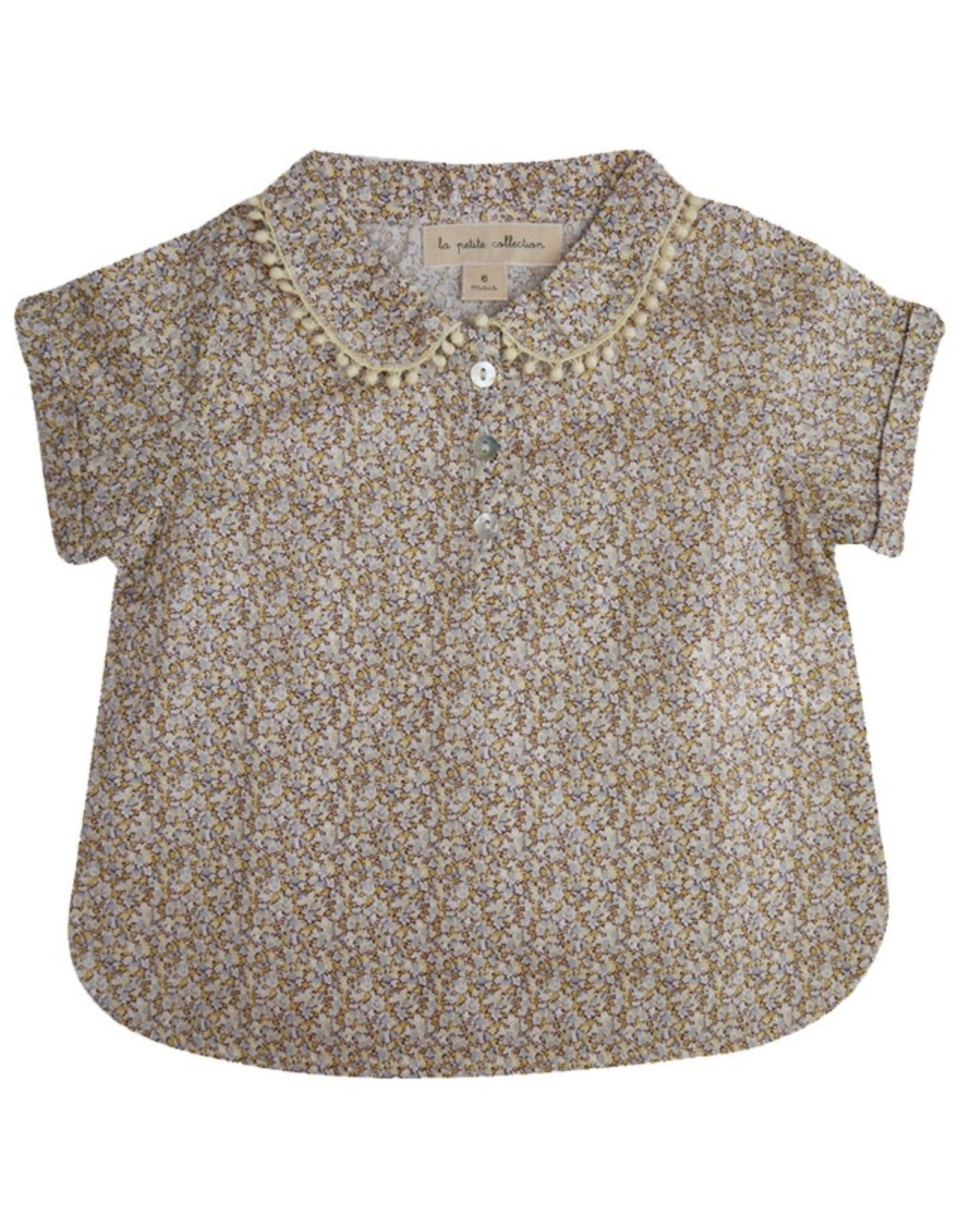 La Petite Collection Pepper blouse, Liberty print