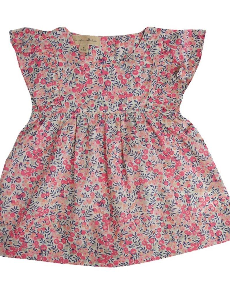 La Petite Collection June Blossom dress, Liberty print