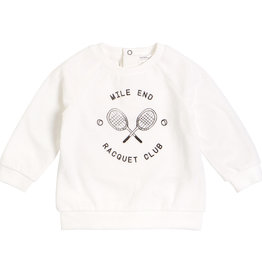 Miles Baby Racquet Club sweater