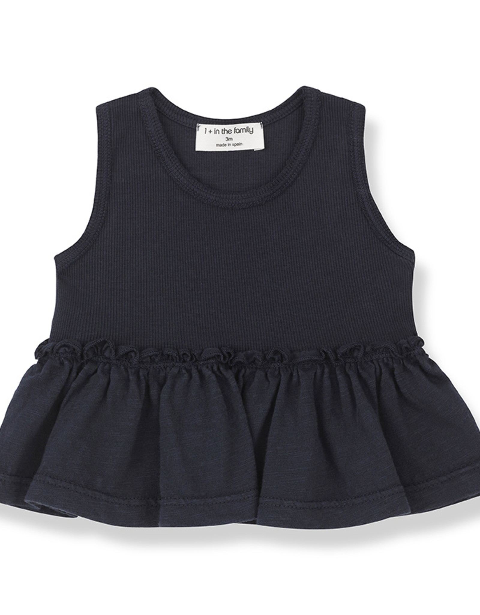 1+ in the family Leuca Sleeveless T-shirt