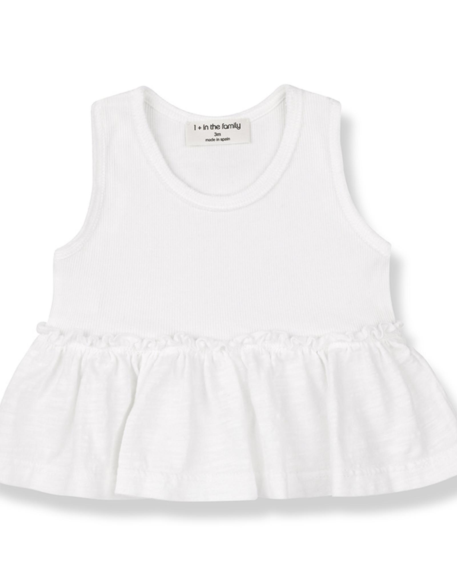 1+ in the family Leuca Sleeveless T-shirt
