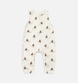 Rylee and Cru Mills jumpsuit, sailboat print