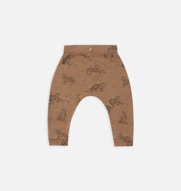 Rylee and Cru Slouch pant, tiger print