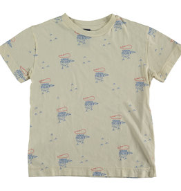 Bonmot T-shirt Woodpecker