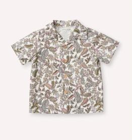 Petits Vilains Adrien Aloha shirt