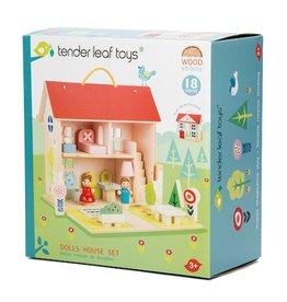 Tender leaf toys Dolls House Set