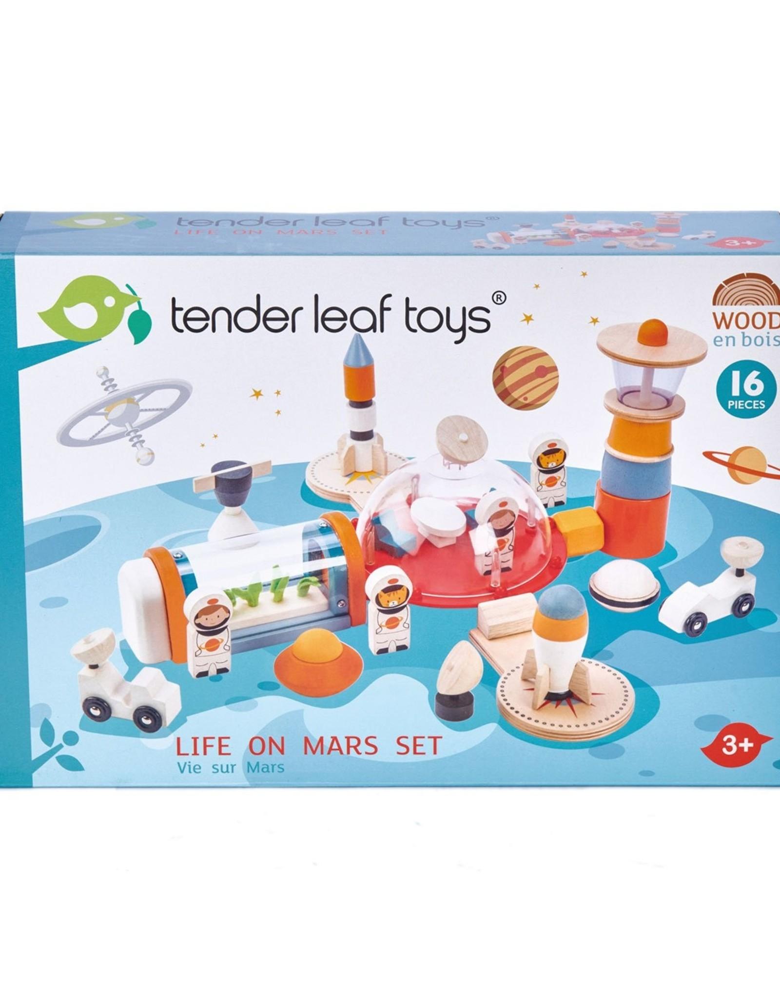 Tender leaf toys Life on Mars Set