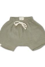 Bacabuche Gauze Oversized Shorts