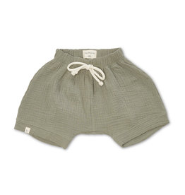 Bacabuche Gauze Oversized Shorts