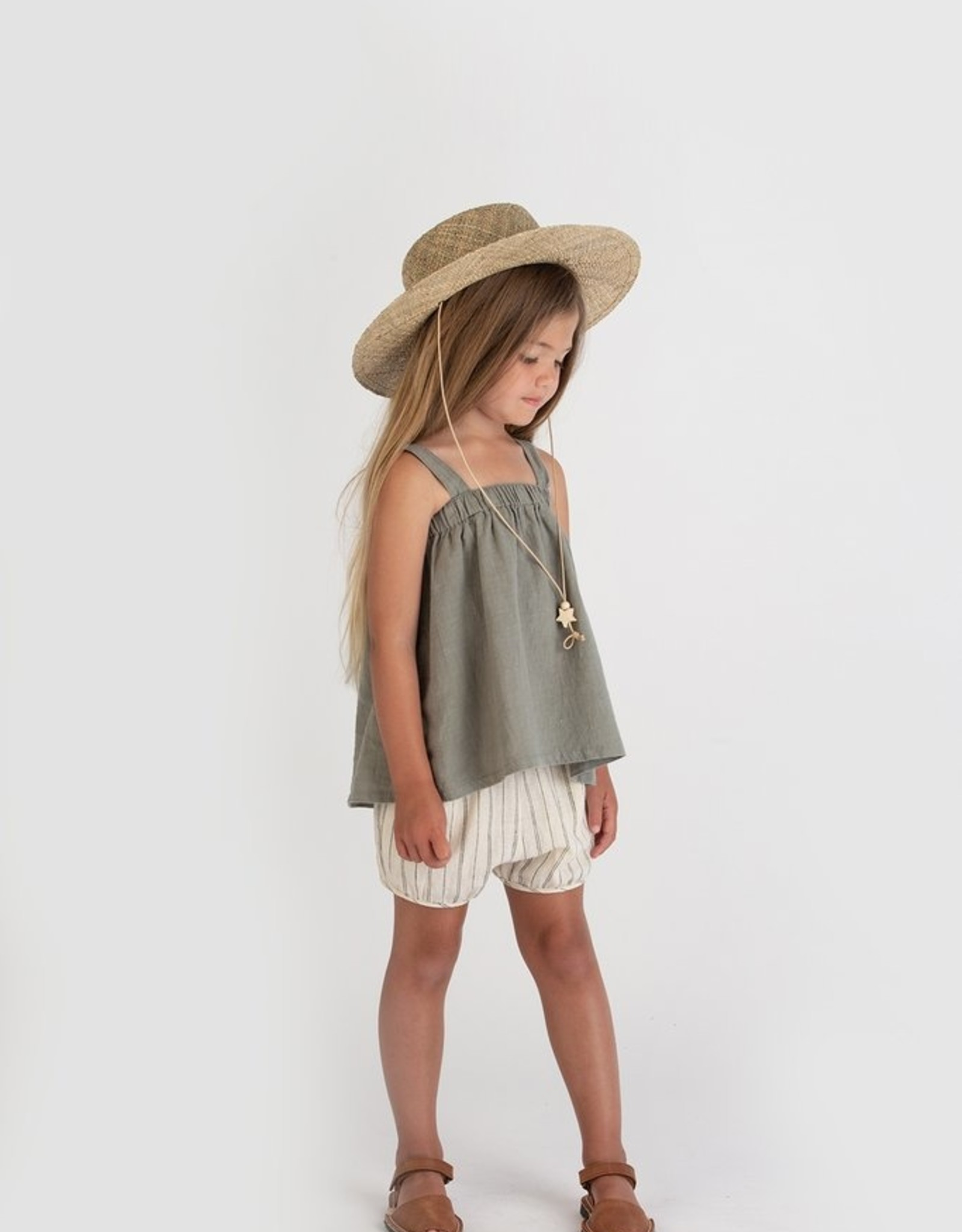 Go Gently Nation Woven short