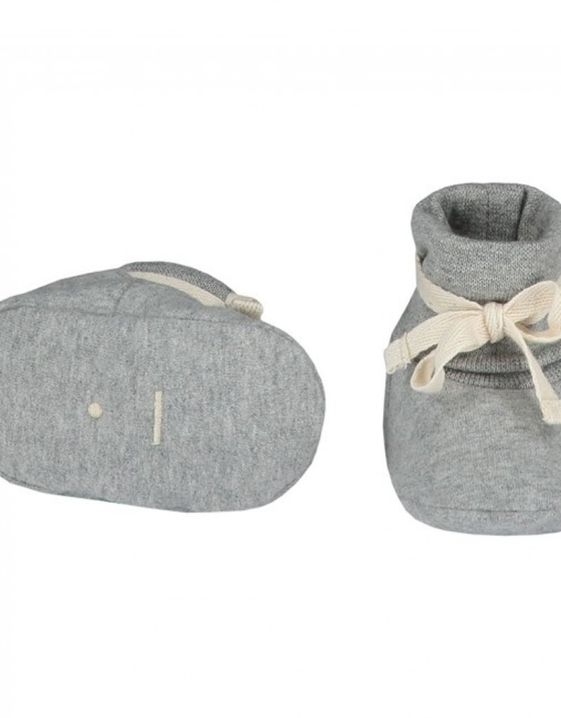 Gray Label Baby Ribbed Booties