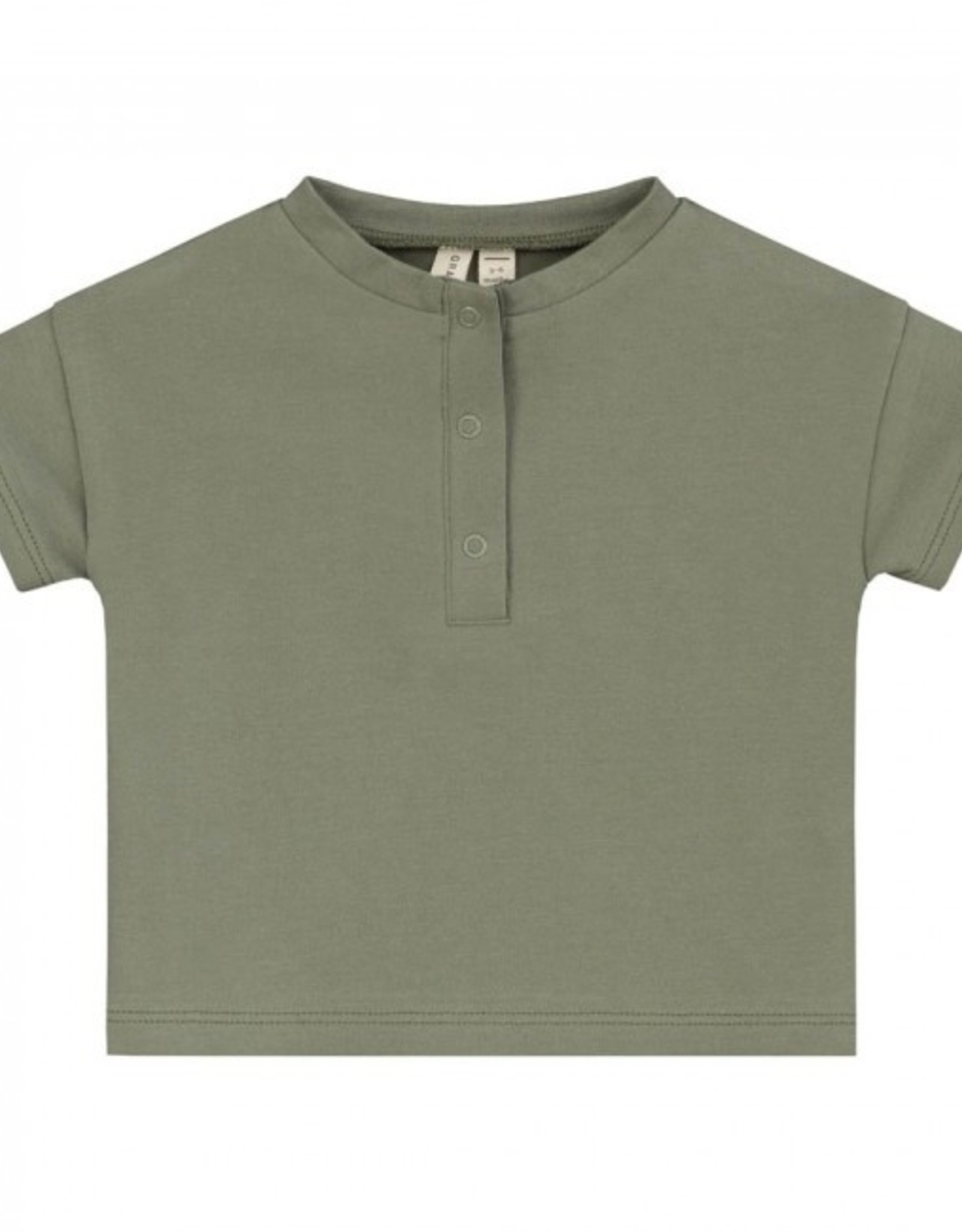 Gray Label Baby Henley Tee