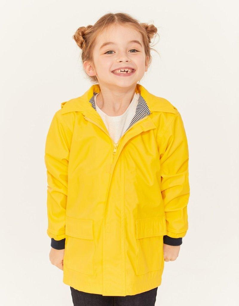 Petit Bateau Children's Waxed Coat