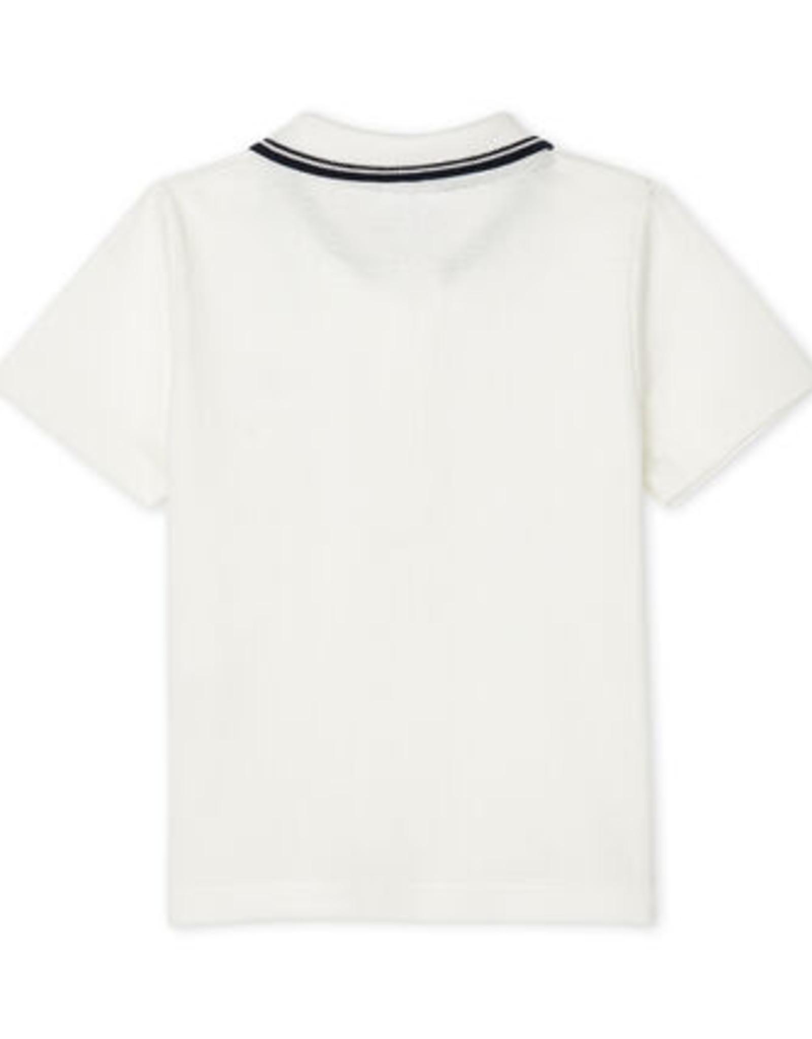 Petit Bateau Baby Polo Shirt