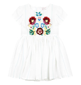 Morley Jelsa embroidered dress