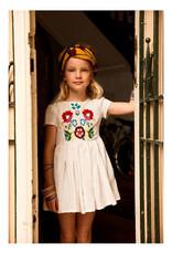 Morley Jelsa embroidered dress