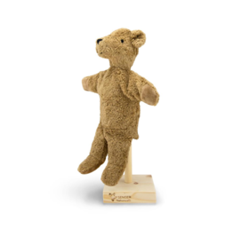 Senger Naturwelt Bear, the hand puppet
