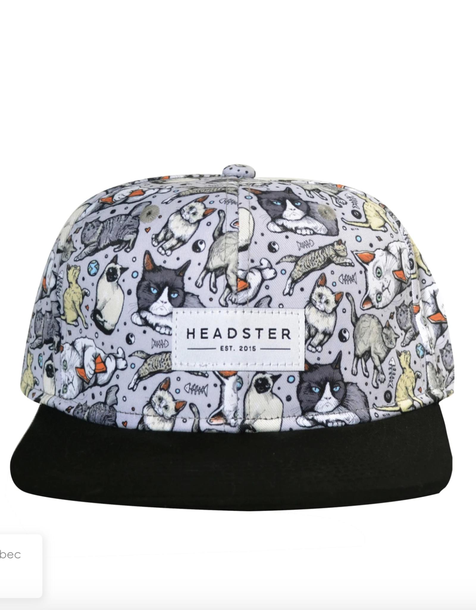 Meow mix cap