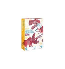 Londji Casse-tête Découvrir les dinosaures