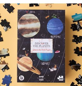 Londji Discover the Planet puzzle