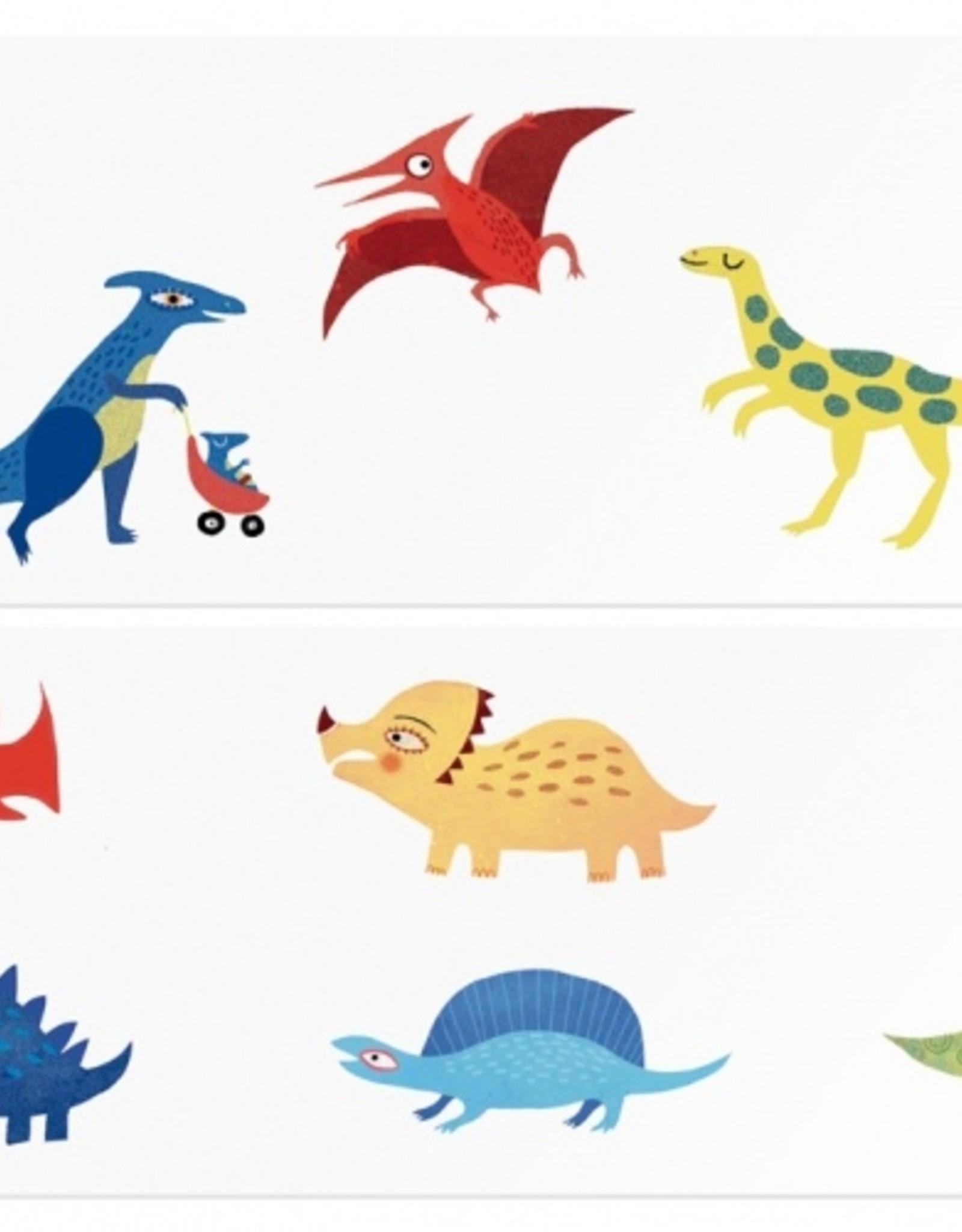 Londji Tatoo Dinosaures