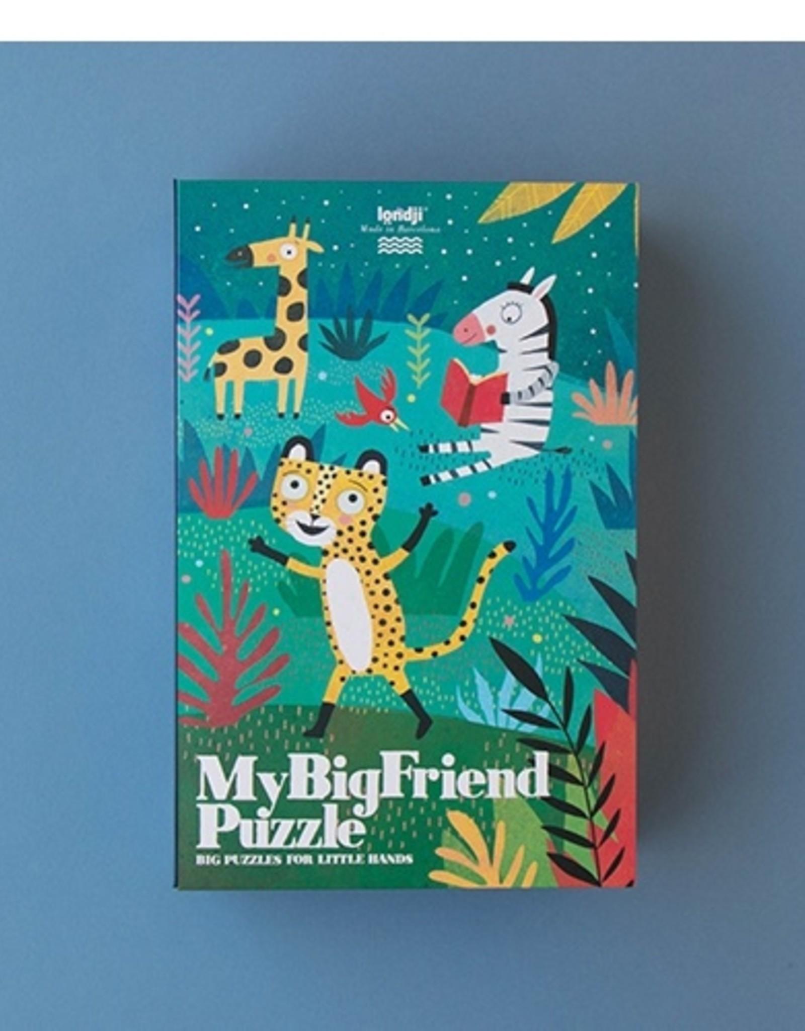 Londji My big friend puzzle