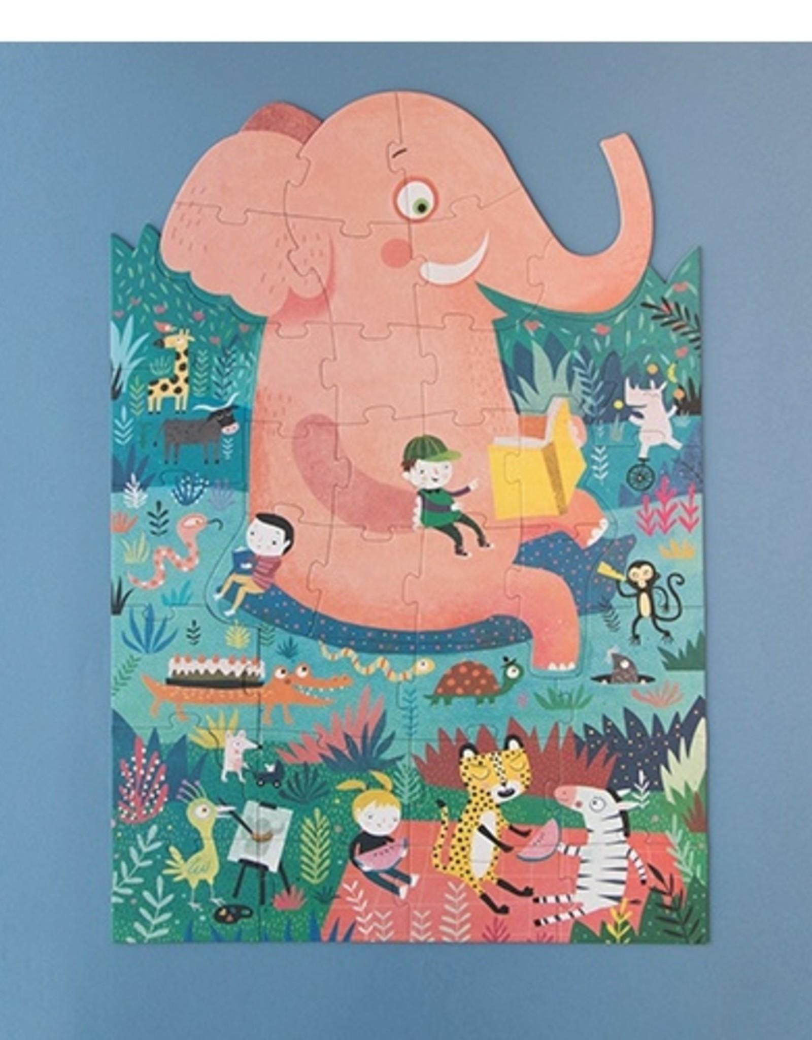 Londji Casse-tête Éléphant