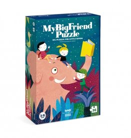 Londji My big friend puzzle