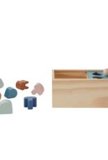Oyoy Boîte Casse-tête en bois