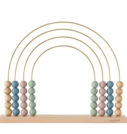 Oyoy Arc-en-ciel Abacus à compter