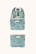 """Tinycottons """"Strawberries"""" Backpack"""