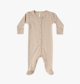 Quincy Mae Pyjama pour bébé, imprimé petits coeurs