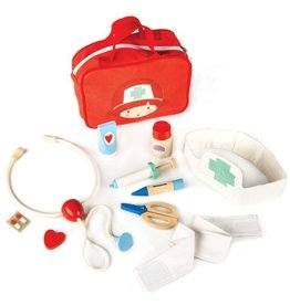 Tender leaf toys Trousse de médecin et d'infirmier(ère)