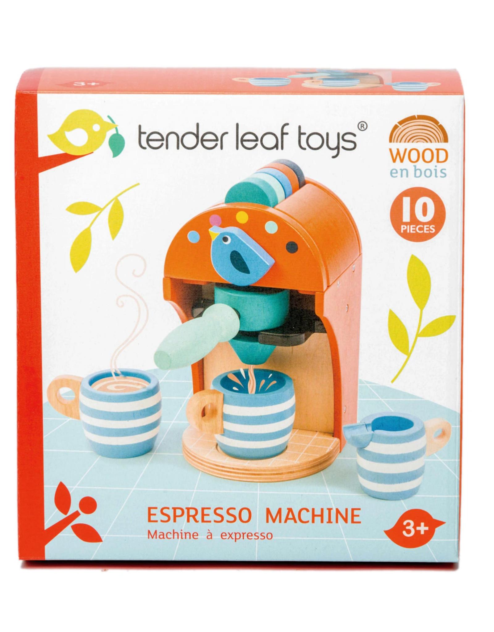 Tender leaf toys Espresso Machine