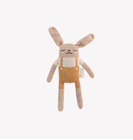 Main Sauvage Bunny knit toy