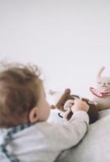 Main Sauvage Jingling Teddy toy