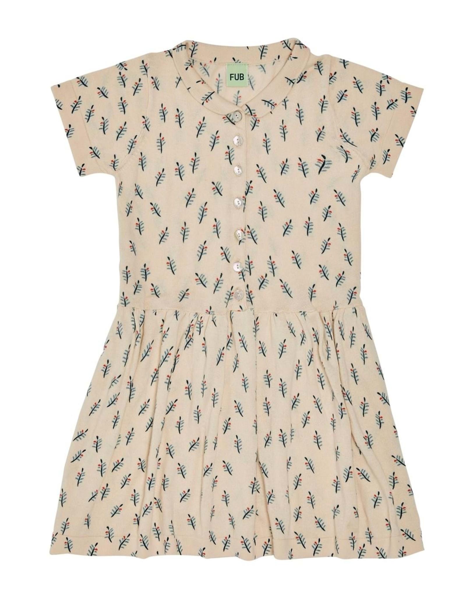 Fub Leaf dress
