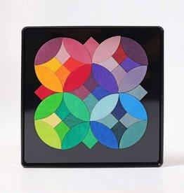Grimm's Magnet Puzzle Circles