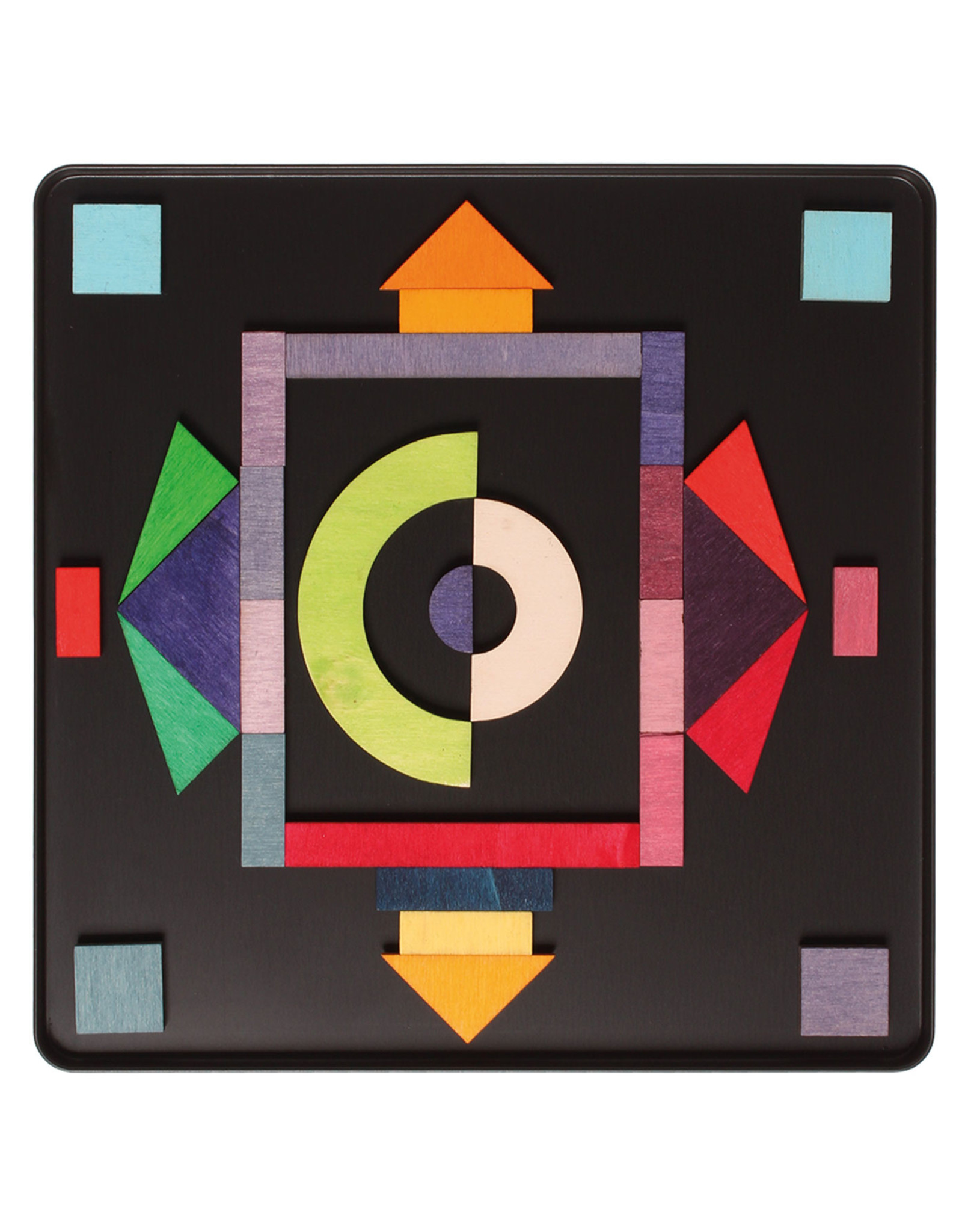 Grimm's Magnet Puzzle Geo-Graphical