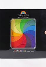 Grimm's Magnet Puzzle Rainbow Wheel
